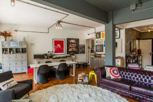 Apartamento amplo, com 3 dormitórios, 157m² e uma vaga de garagem, naquele predinho fofo com hera na fachada no Centro, perto de tudo