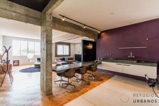 Apartamento cheio de estilo no Itaim Bibi!