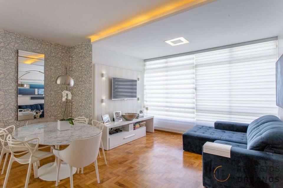 Apartamento reformado no Itaim com vista livre!