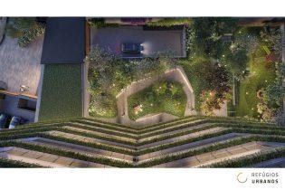 Alameda Jardins: o novo icônico repleto de Arte
