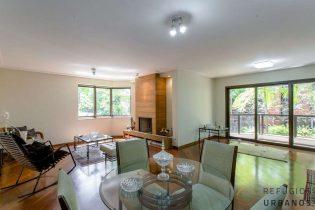 Apartamento 4 suítes no Itaim Bibi com lazer