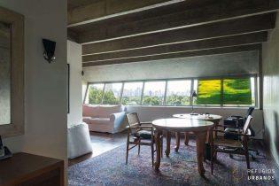 Icônico no Itaim, com vista para o Jardim Europa