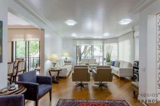 Apartamento confortável com 3 suítes