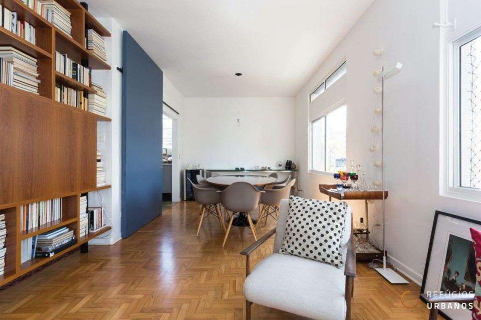 Apartamento 220m² na Ministro com reforma linda!