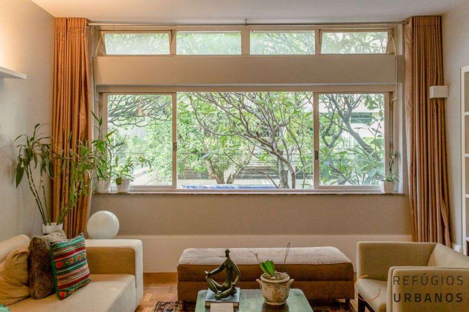 Apartamento de 150m² no edifício mais charmoso do Jardim Paulista!