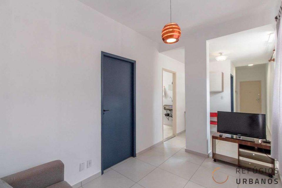 Compacto para morar ou investir no Jardim Paulista: uma raridade!