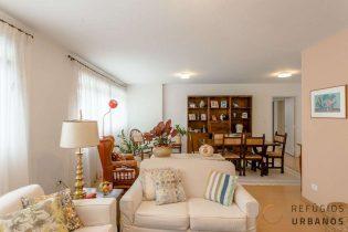 Apartamento 155m² no Itaim Bibi com 3 dormitórios e vaga