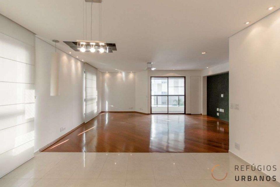 Apartamento 4 dormitórios com lazer no Jardim Paulista