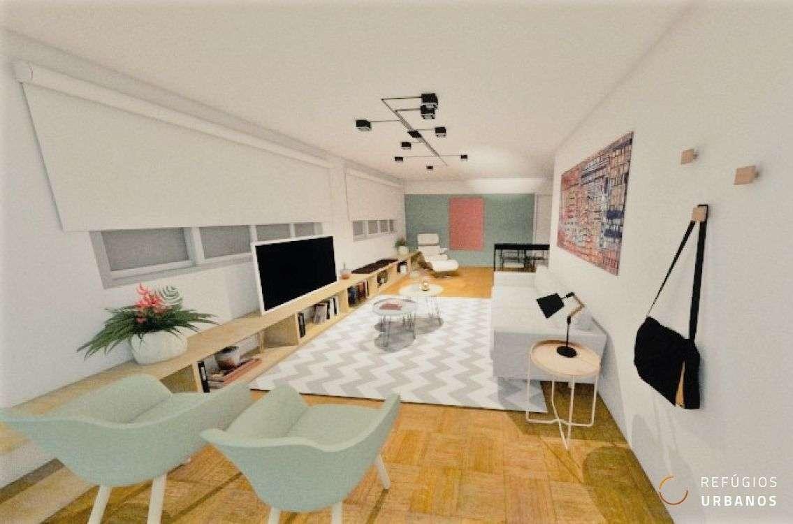 Apartamento reformado no Jardim Paulista em andar alto