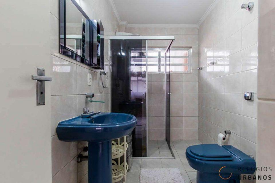 Amplitude nos banheiros