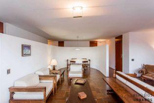 Apartamento 144m² em prédio icônico de Ruy Ohtake no Itaim!