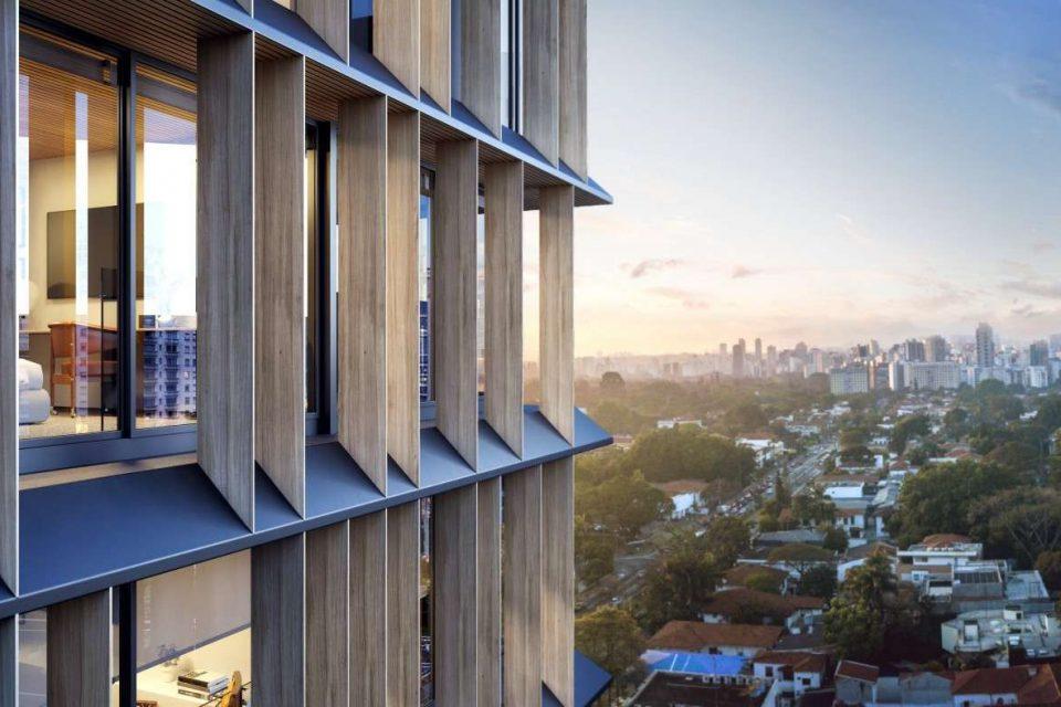 NUBE - Idea Zarvos: 205m² na melhor localização do Itaim Bibi