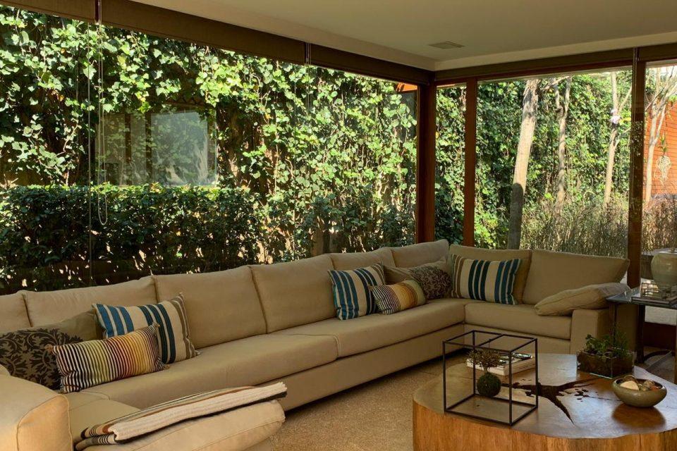 Casa com paisagismo exuberante e muito luxo nos arredores do Ibirapuera!