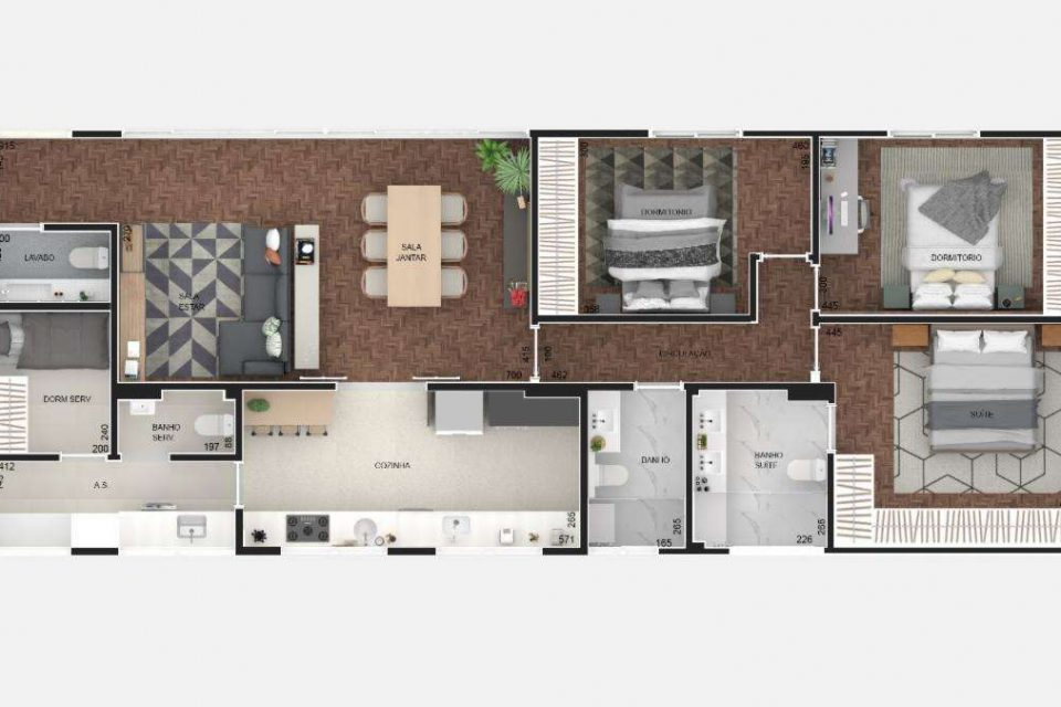 Apartamento reformado e bem localizado em Santa Cecília. Com 141m², 3 quartos (1 suíte) e uma vaga. Para quem deseja espaço e o bem estar de viver numa região agradável.