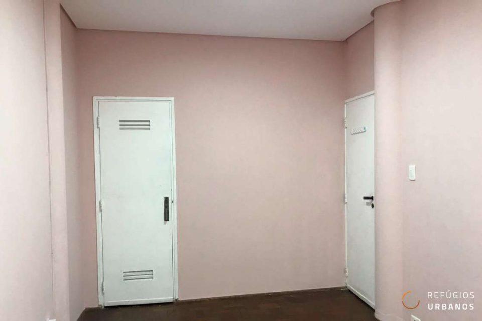 2 dormitórios Esther Praca da Republica