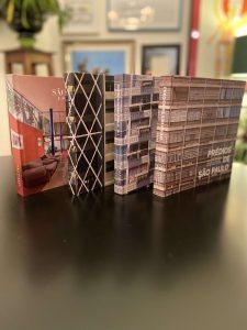 Estamos chegando perto da data de lançamento de nosso próximo livro sobre arquitetura, o Prédios do Brasil.