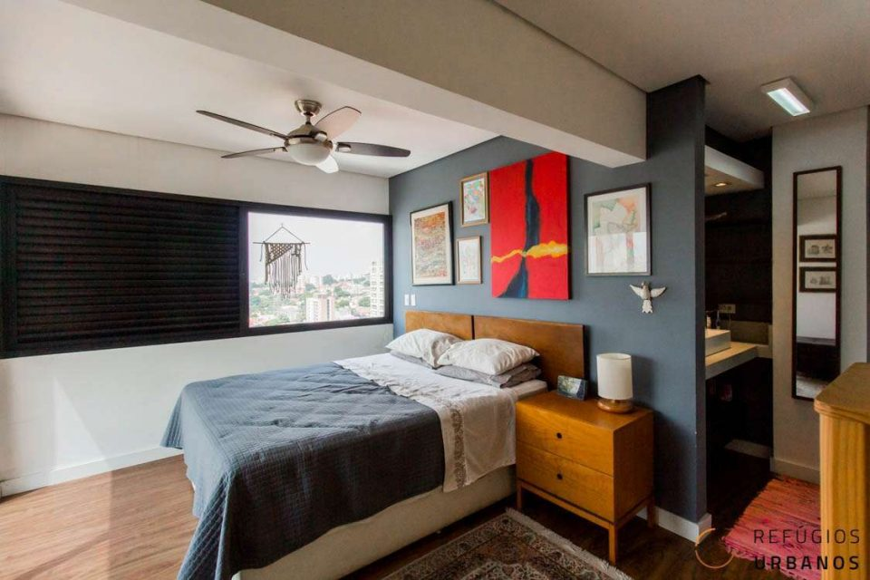 Cobertura na Vila Leopoldina para chamar de sua. Com 48M2, 01 Suite, 02 banheiros, cozinha compacta, área de serviço, 01 vaga de garagem e a vista mais incrível do pedaço