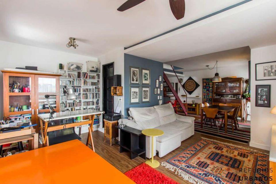 Cobertura na Vila Leopoldina para chamar de sua. Com 48M2, 01 Suite, 02 banheiros, cozinha compacta, área de serviço, 01 vaga de garagem e a vista mais incrível do pedaço.