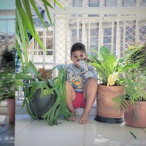 Refúgio Urbano em sua totalidade: o desafio das crianças em casa!