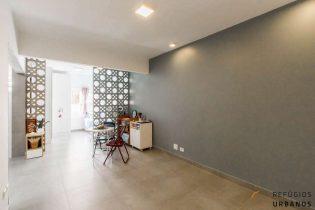 Apartamento de 38,18 metros quadrados de área útil no Jardim America, para morar ou investir ao lado do metrô e da Paulista.