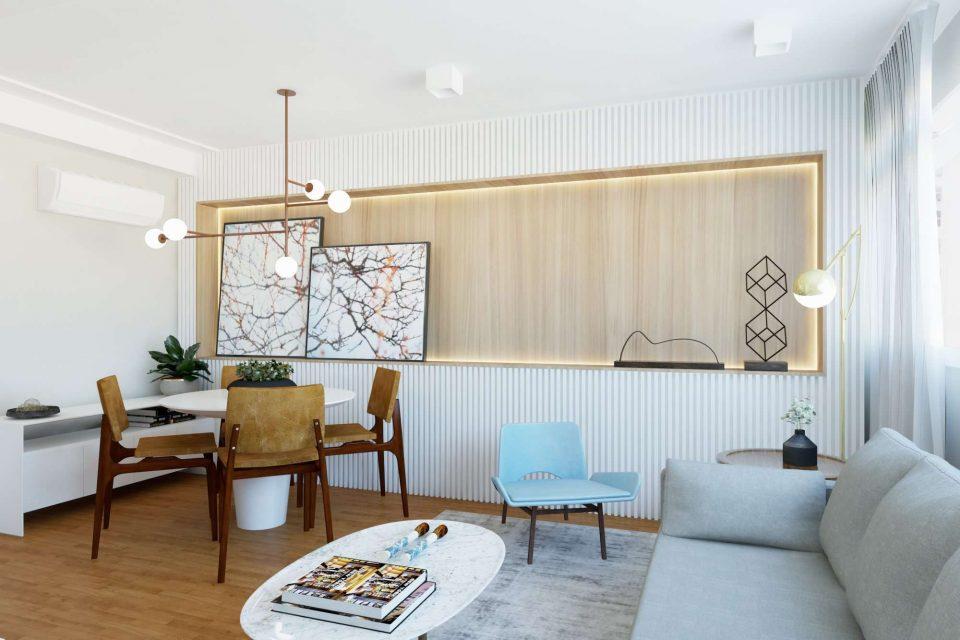 Moema Pássaros, ótima localização, apartamento com 89 m2, cozinha americana, 2 quartos/1 suíte, 1 vaga. Reformado pronto para morar.