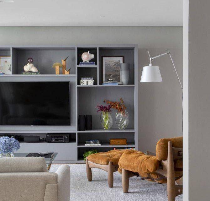 Jardins: apartamento com reforma impecável, com dois dormitórios, sendo uma suíte e vaga e bom gosto de sobra. Vontade de fazer as malas e já se mudar?