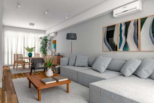 Apartamento em Higienopolis, totalmente reformado, com 151m2, 3 dormitórios, sendo 1 suite, e 1 vaga em uma localização especial.