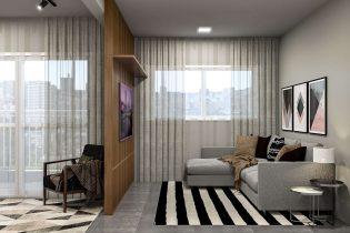 Moema Pássaros, apartamento com 55 m2, 2 quartos, 1 vaga. 2 Varandas. Reformado. Excelente localização. Próximo ao Ibira.