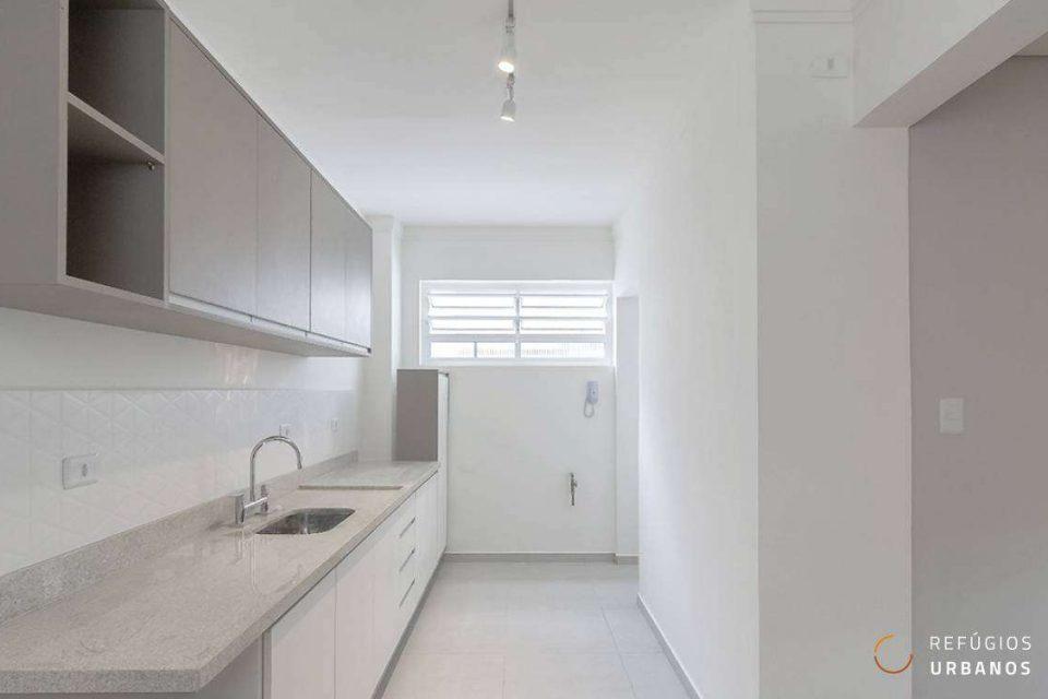 Pertinho da Estação de Metrô Fradique Coutinho, apartamento com 83m², 1 suíte e 1 vaga, para aproveitar o que o bairro oferece a poucos minutos de caminhada