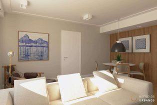 apartamento reformado em Pinheiros