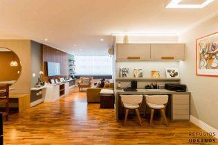 Apartamento com reforma impecável, 126 metros quadrados, 3 dormitórios, sendo 1 suíte com closet, 1 vaga, em prédio com lazer no Jardim Paulista!
