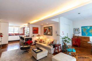 Apartamento em Higienopolis, com 100m2, dois quartos, sendo uma suite e uma vaga em prédio com lazer em localização excelente.