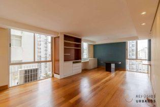 Apartamento 3 dormitórios no Cerqueira Cesar com muita luz e potencial!e potencial!