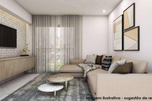 Apartamento para reforma no Jardim América com varanda....Raridade!