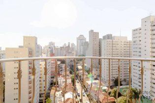 Reformado, com vista e lazer completo no Jardim Paulista