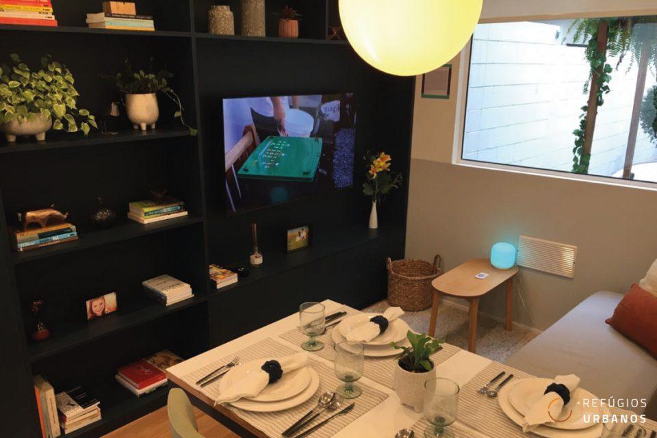 Lançamento contemporâneo na Bela Vista, Assinado pela MMBB, Studio de 24,79 a 34,49m2 com janelão, na Brigadeiro Luis Antonio