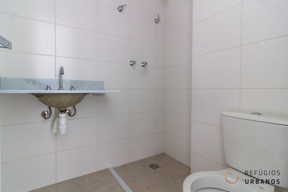 Apartamento de 28m², 1 dormitório em Santa Cecília. Prédio recém entregue pela construtora com piscina e 1 vaga.