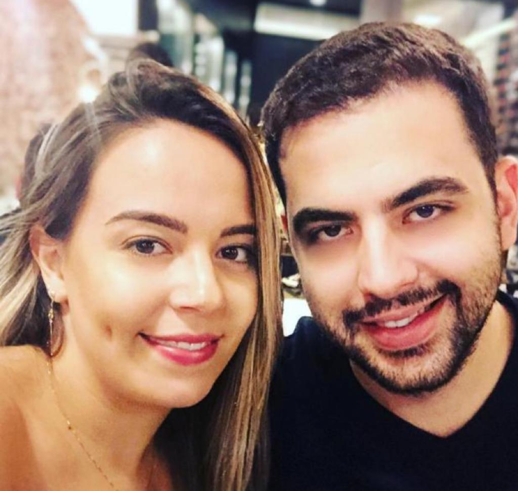 Giovana e Fernando